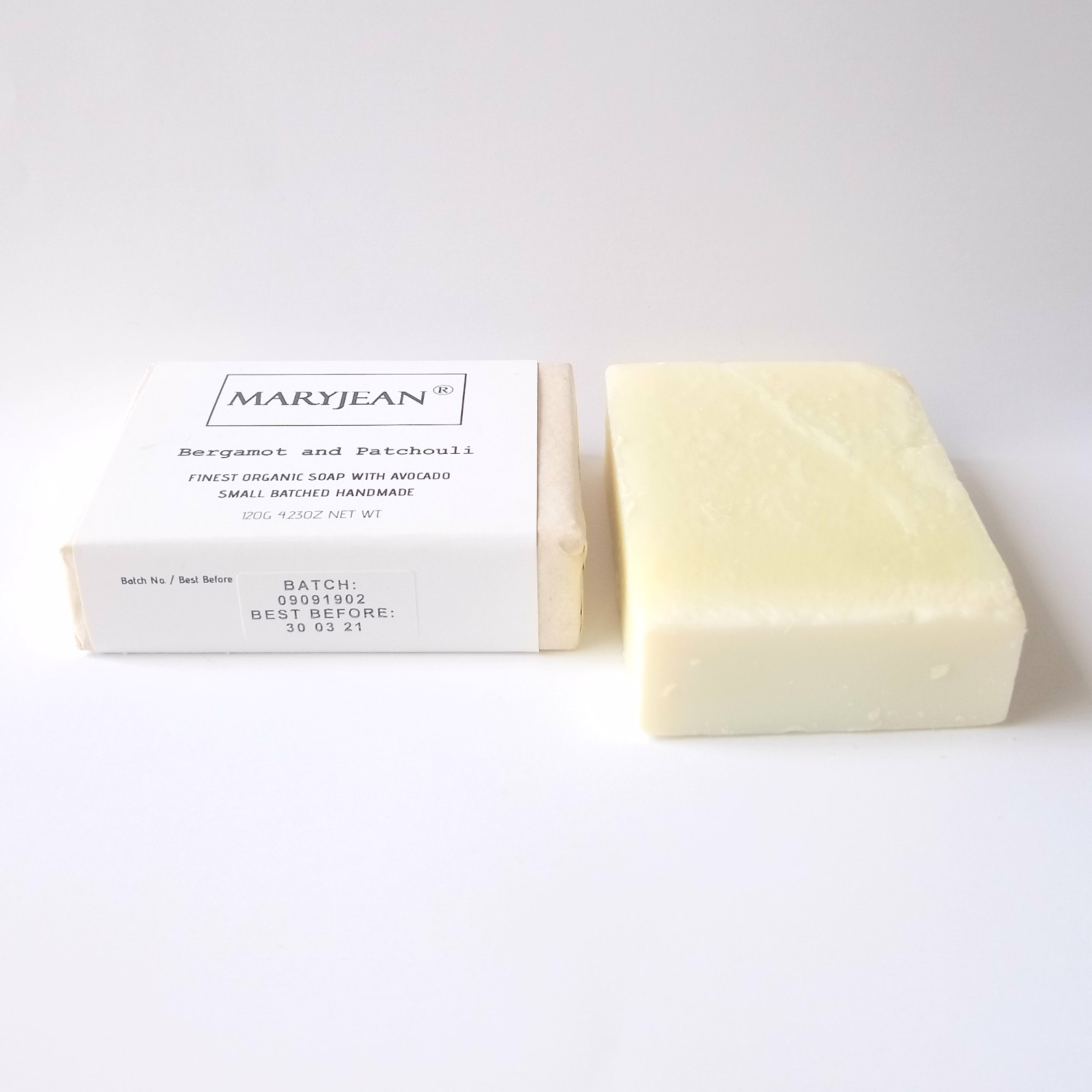 Handmade with certified organic oils for your complete peace of mind and worry free beauty 100% traditional artisan methods to create a luxurious soap bar leaving the skin soft and smelling fresh