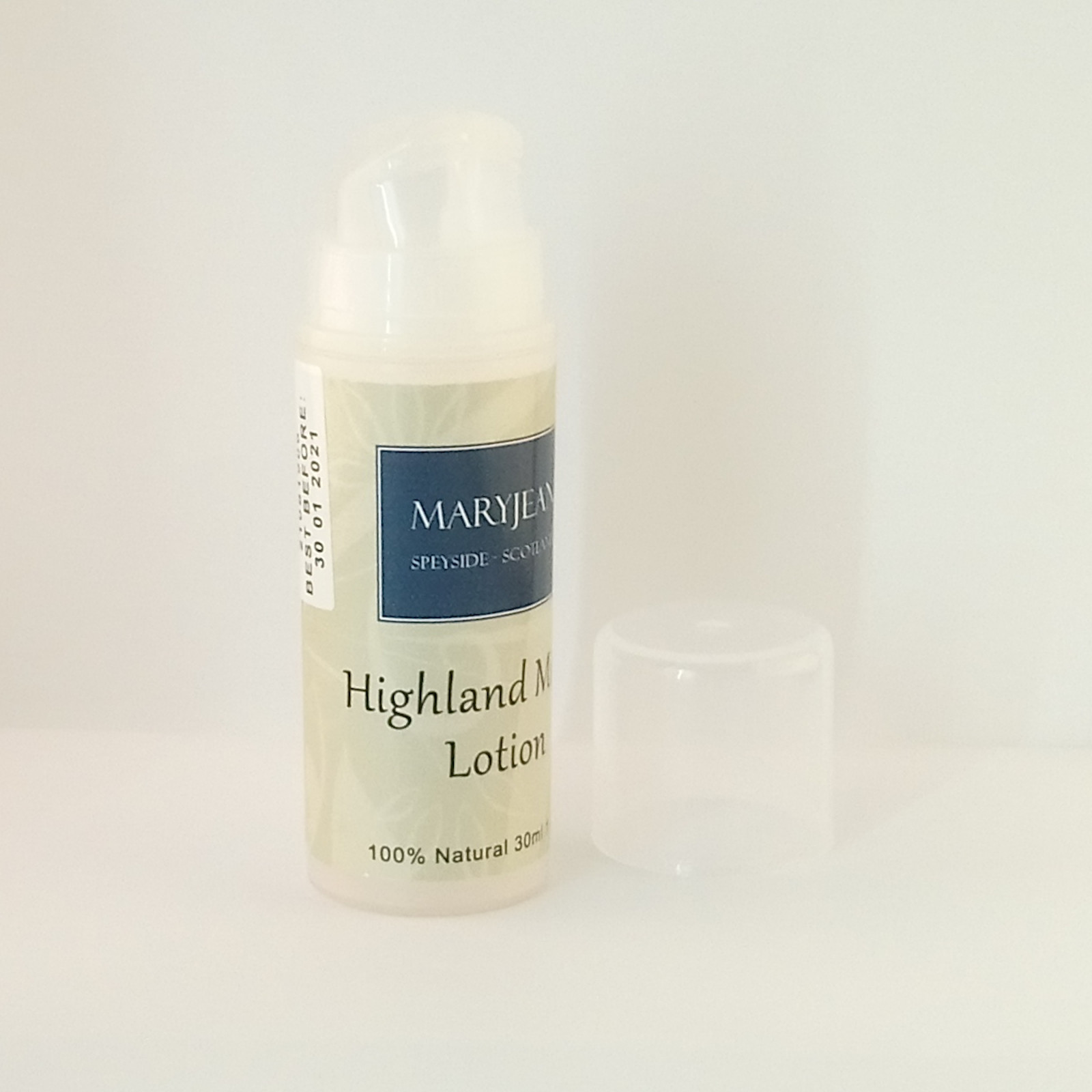 Highland Midge Weekend Camping Travel Insect Repellent Lotion With Jojoba