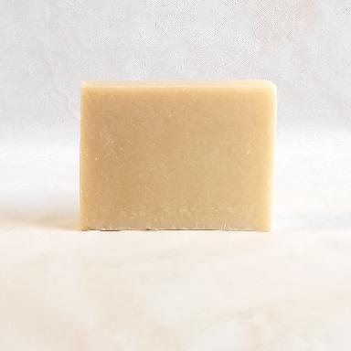 Organic Scottish Honey Lemon Soap Handmade With Apricot
