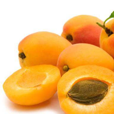 Apricot firms and tones skin, balances your skins natural oils best suitable for oily skin types, rich in vitamin c and e