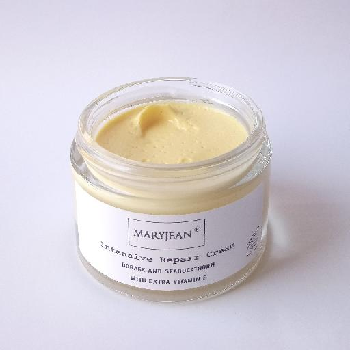 Best care for your hands and body for damaged skin in need of serious care and attention with aromatherapy Apricot and Hazel oils blended expertly with Sea Buckthorn and Borage botanical oils reduces wrinkles and signs of ageing of skin cells Hand And Body Intensive Repair Cream With Borage And Seabuckthorn 34950953993198902526436190102024