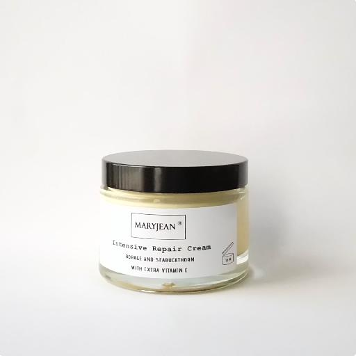 Best care for your hands and body for damaged skin in need of serious care and attention with aromatherapy Apricot and Hazel oils blended expertly with Sea Buckthorn and Borage botanical oils reduces wrinkles and signs of ageing of skin cells Hand And Body Intensive Repair Cream With Borage And Seabuckthorn 47883674817575242825921025057330