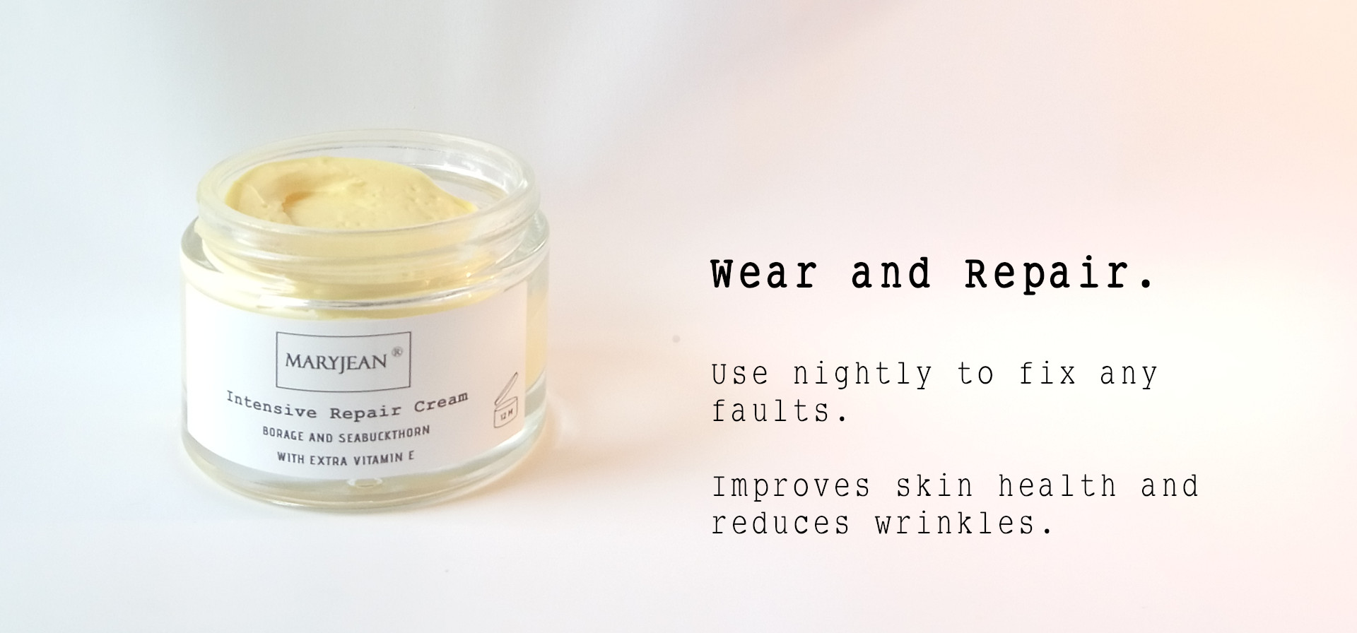 Hand And Body Intensive Repair Cream With Borage And Seabuckthorn en_GB