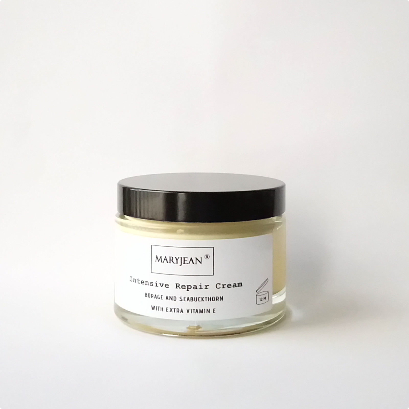Hand and Body Intensive Repair cream with Borage and Seabuckthorn