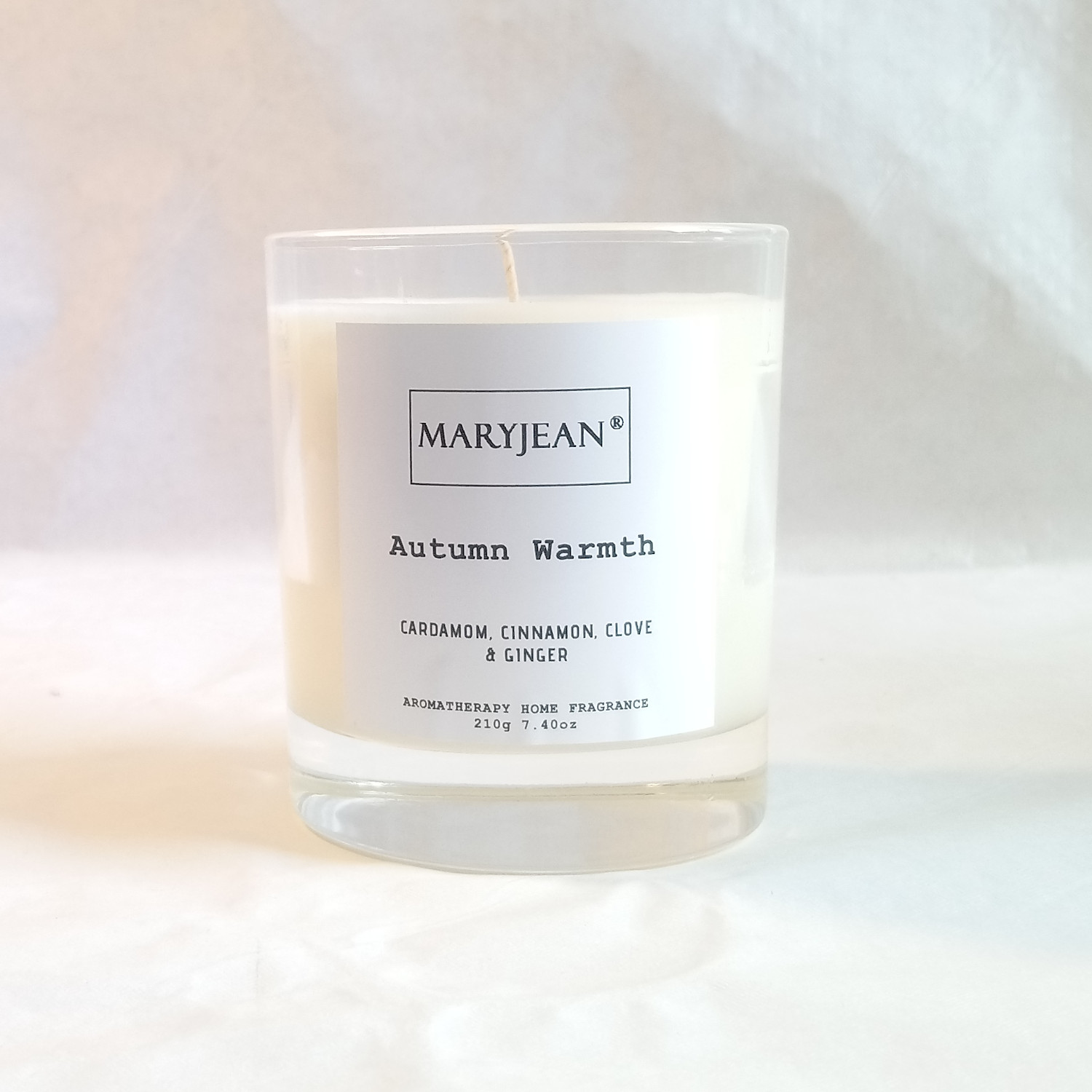 Natural Home Season's Autumn Fragrance Hand Poured Large Luxury Soy candle
