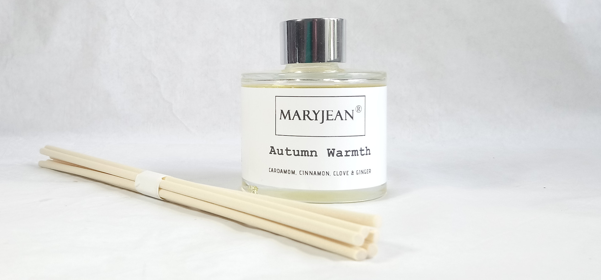 Natural Home Season's Autumn Fragrance Handmade Luxury Reed Diffuser en_GB