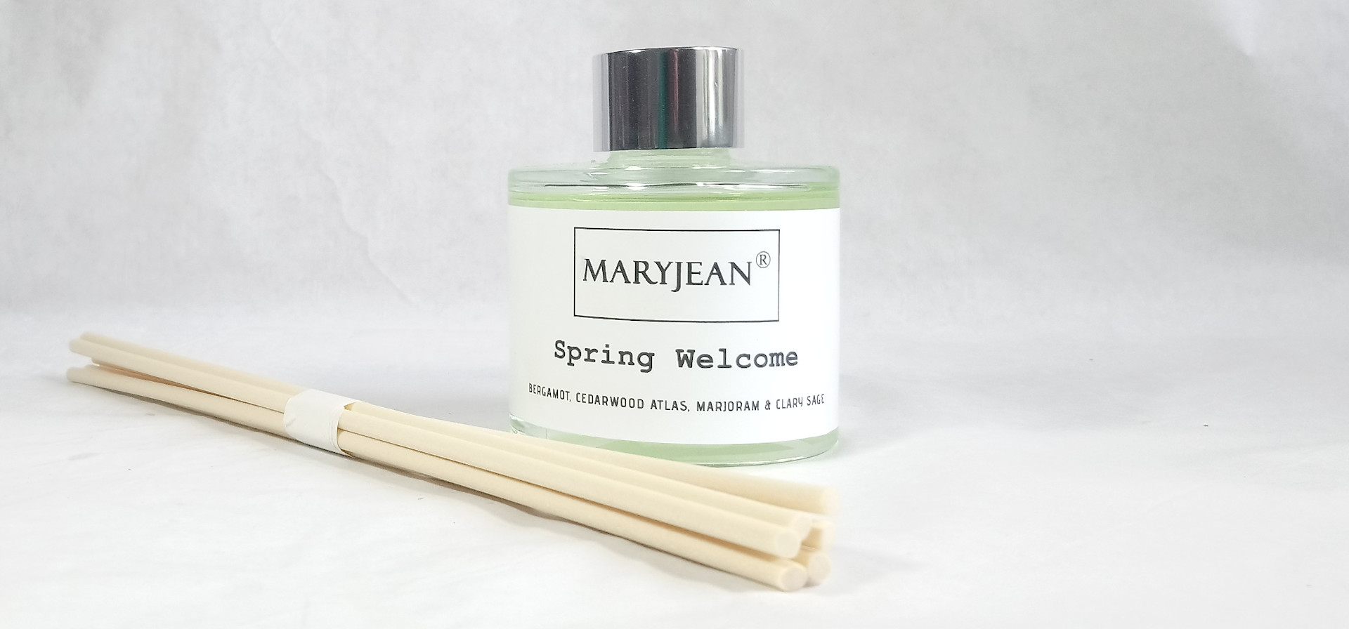 Natural Home Season's Spring Fragrance Handmade Luxury Reed Diffuser en_GB