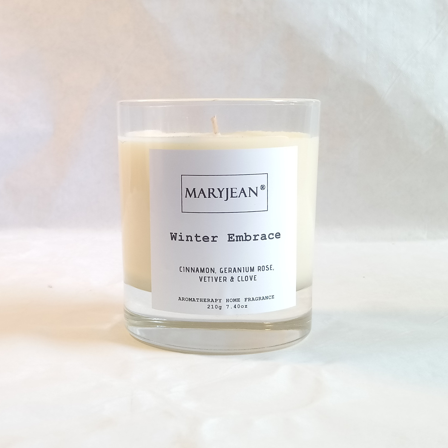 Natural Home Season's Winter Fragrance Hand Poured Large Luxury Soy Candle A season of light and love, ending of warmth excepting of festivities this candle fragrance is pure alpine esque refreshing from natural essential oils