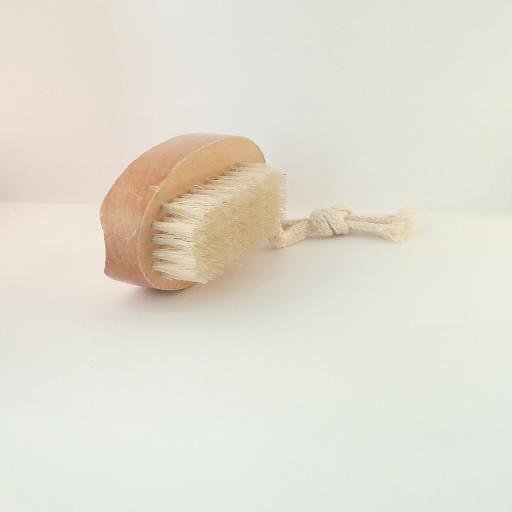 Strong sturdy wooden nail brush with short and long bristles natural materials for best effective personal hygiene Natural Wood Double Sided Hand And Nail Scrubbing Brush 79768568841884942981259749378817