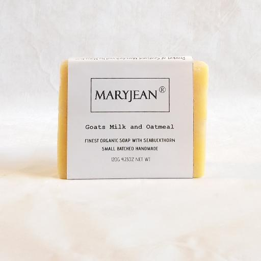 Gently exfoliates and polishing from oats and Goats milk skin damage is repaired boosted with Sea Buckthorn treating mature over 50s aged skin Organic Scottish Exfoliating Body Scrub Soap Handmade With Sea Buckthorn 69315115941057938466667637466733