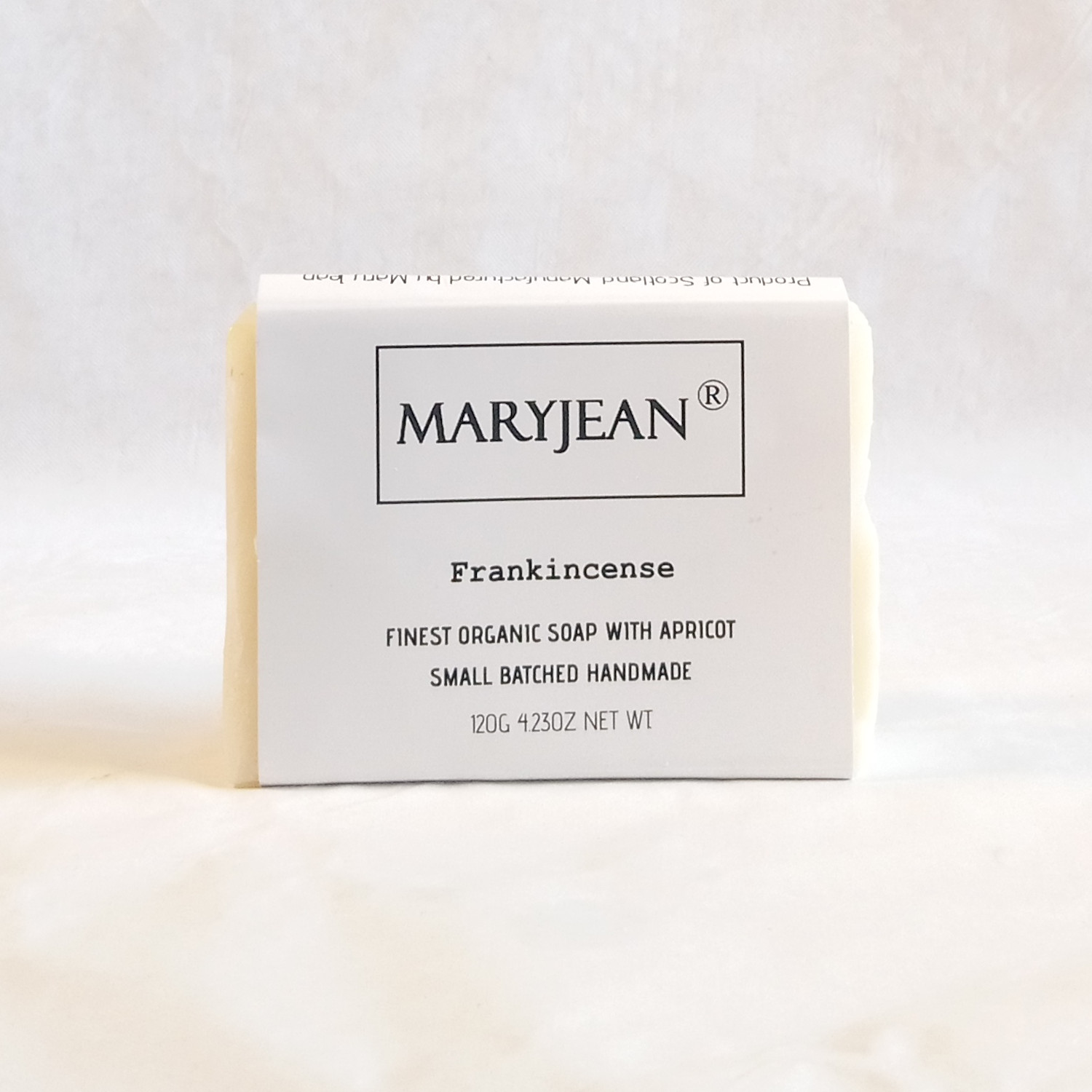 Best skin care soap bar for sun and environment damaged dry skin conditions use daily for best results Organic Scottish Frankincense Soap Handmade With Apricot