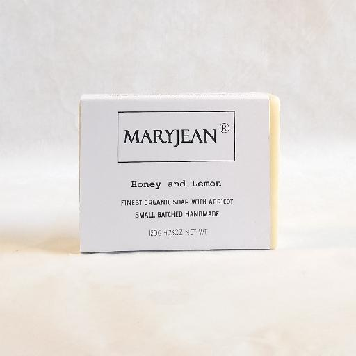 A quality zesty Lemon bar of soap with Honey and Apricot for dry mature skin types moisturised with Cocoa seed butter resulting in maximum hydration all day protection Organic Scottish Honey Lemon Soap Handmade With Apricot 09031851655774947771708104338400