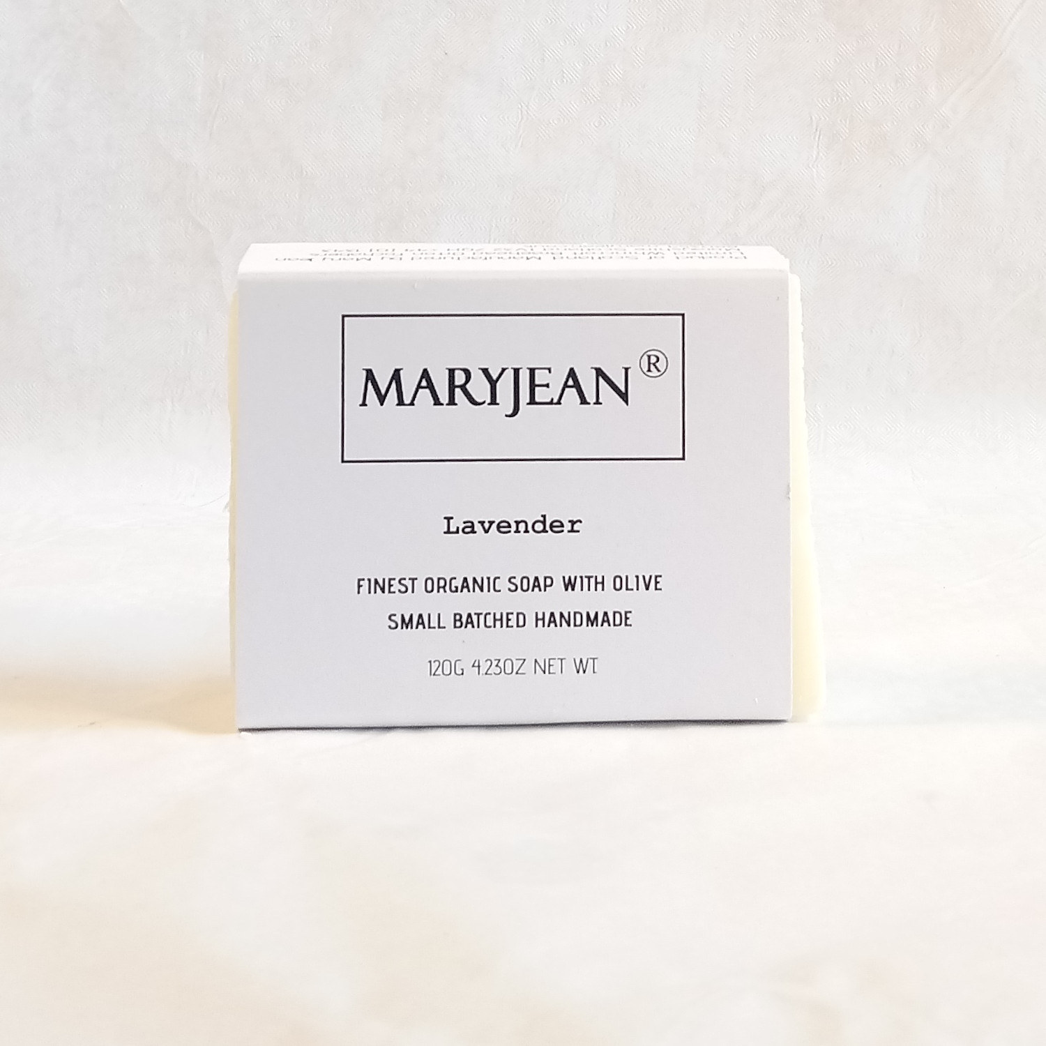Natural bar of Lavender essential oil soap for dry skin conditions protects against sun damage with improved skin tone Organic Scottish Lavender Soap Handmade With Olive