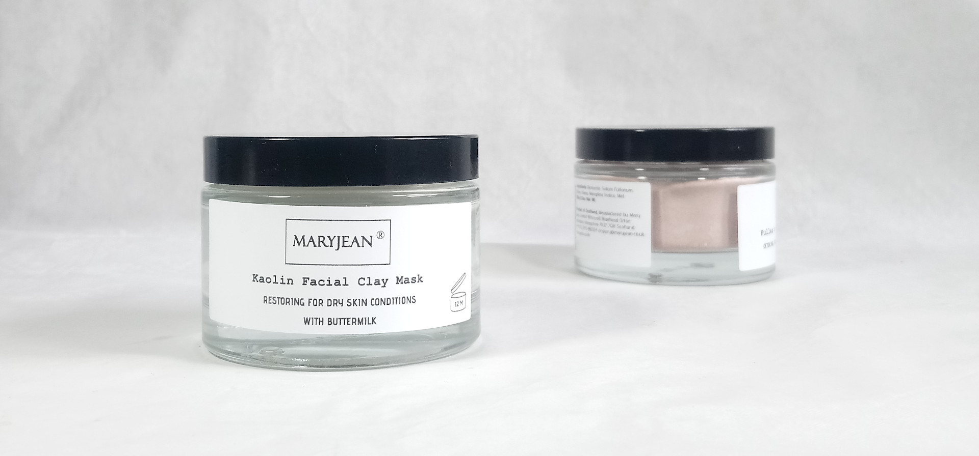 Restoring Kaolin Clay Facial Mask For Dry Skin Conditions With Buttermilk en_GB
