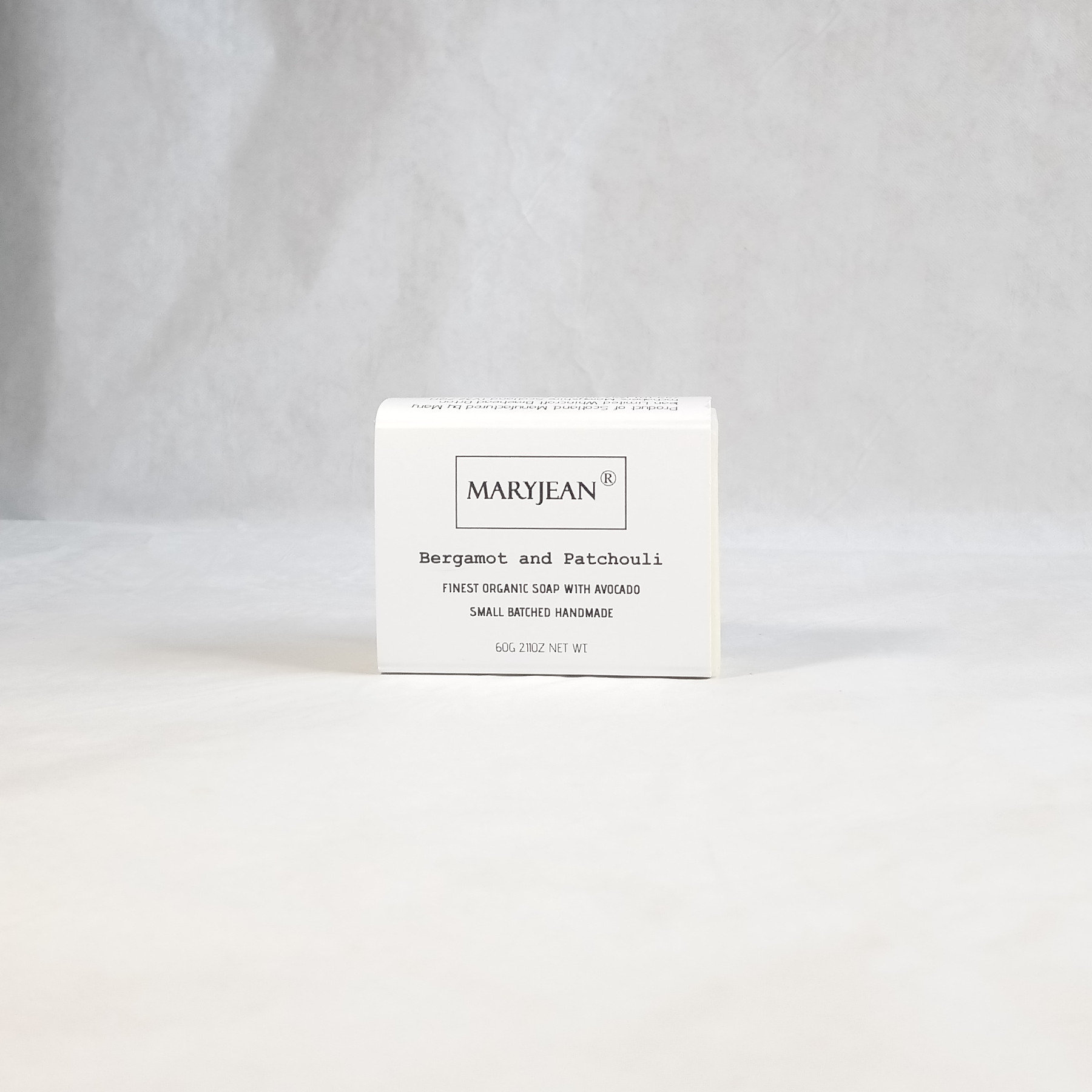 Travel size Organic Scottish Bergamot Patchouli Soap Handmade with Avocado Cocoa butter excellent for reducing wrinkles and stretch marks use regularly for excellent skin firming results