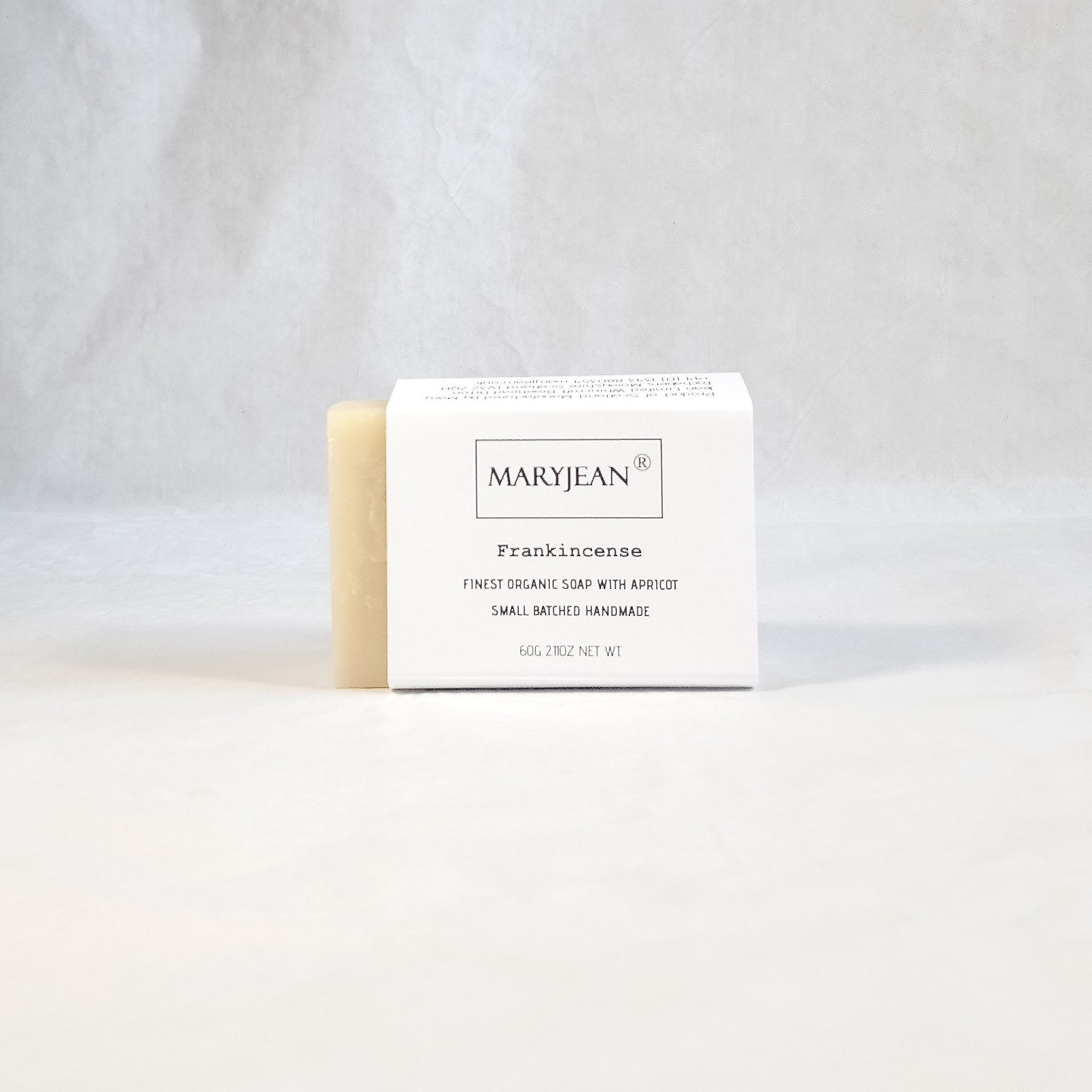 Best skin care soap bar for sun and environment damaged dry skin conditions use daily for best results Travel Size Organic Scottish Frankincense Soap Handmade With Apricot