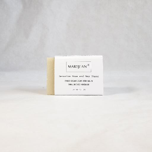 Enhance your skin health with this wet shaving Scottish natural shaving soap bar for sensitive and all skin types with moisturising aromatherapy Olive oil and Kaolin clay Travel Size Organic Scottish Geranium May Chang Gentlemen's Shaving Soap Handmade With Kaolin 50607974502164288058029028341493
