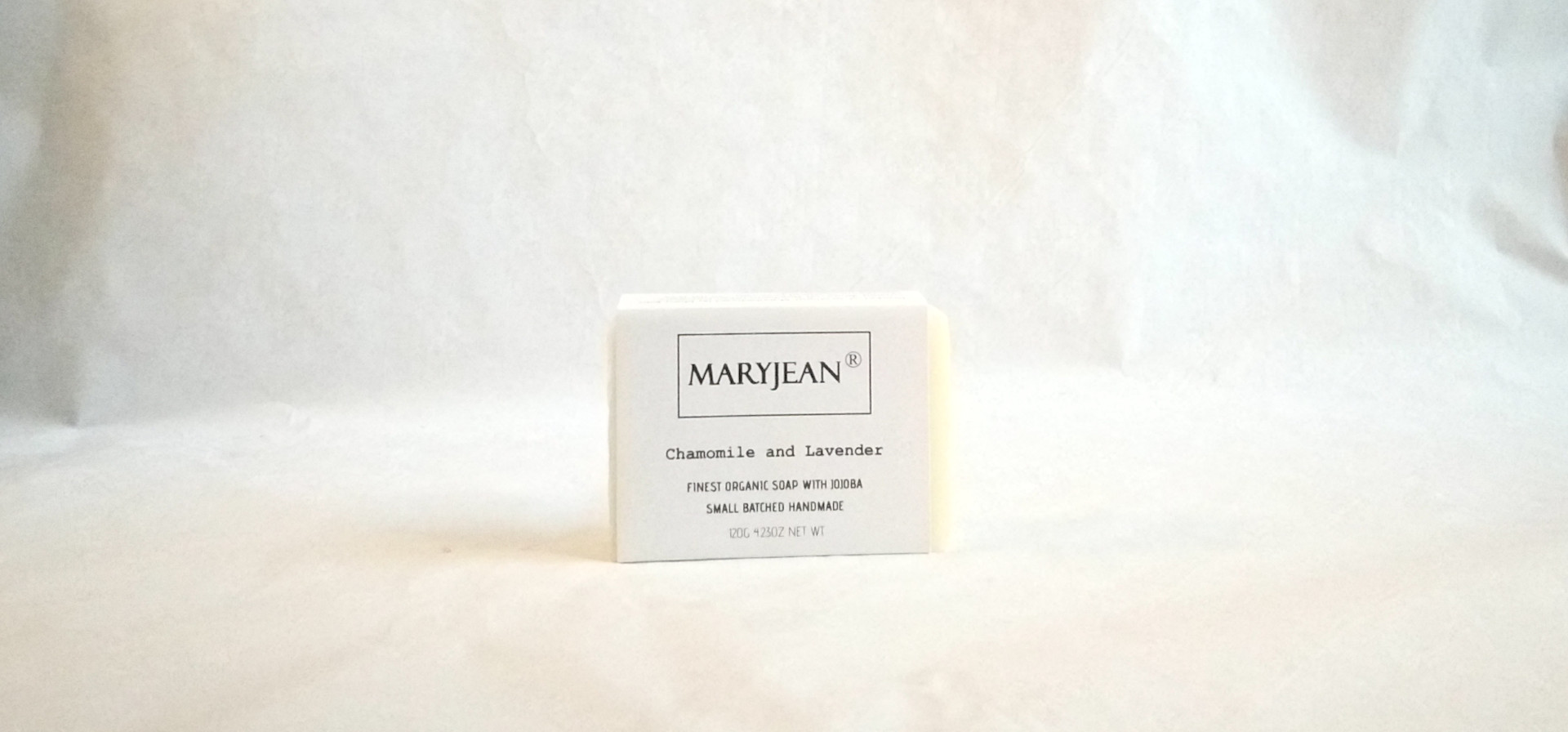 Twin Pack 2 Organic Scottish Chamomile Lavender Facial Cleansing Plastic And Sulphate Free Soaps Handmade With Jojoba en_GB