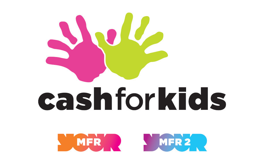 Mary Jean supports and donates to MFR Cash for Kids Appeal