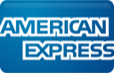 We accept American Express securely
