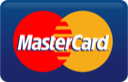 We accept Mastercard securely