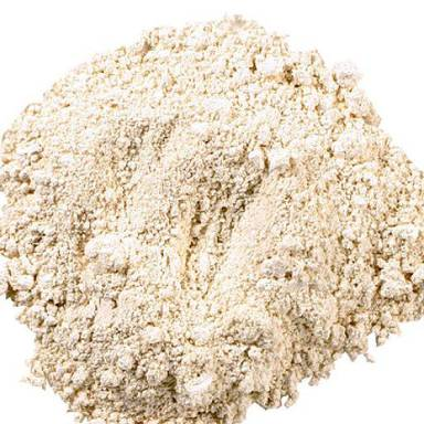 Kaolin is very gentle clay and helps to prevent a greasy feeling on the skin making it ideal for face and body masks
